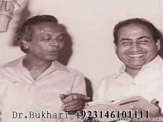 Naushad & Rafi Live - 6. Man TaRpat Hari Darshan Ko (Remastered Audio)