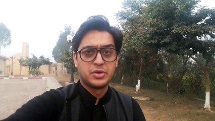 Sahfaat Ali Doing Perody Of Shahid Masood, Kamran Shahid & Aamir Liaquat
