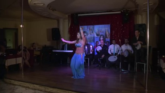 belly dance 2 Anastasia Biserova - video dailymotion