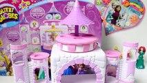 Glitzi Globes Spin n Sparkle Castle Playset ❤ DIY Glitzi Disney Princess Castl