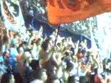 PSG OM 2007 PARCAGE MARSEILLAIS HYSTERIE COLLECTIVE BORDEL 2