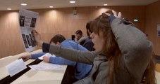 Voeux 2017 de la faculté de médecine de Nice - Cours PACES - Mannequin Challenge