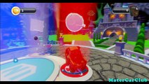 Disney Infinity Gameplay - Mastery Adventure Driving in Toybox as Mater (Wii,PS3,Wii U,3DS,Xbox360)