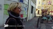 24 heures avec : Rebecca Hampton installée à Marseille pour PBLV (EXCLU VIDEO)