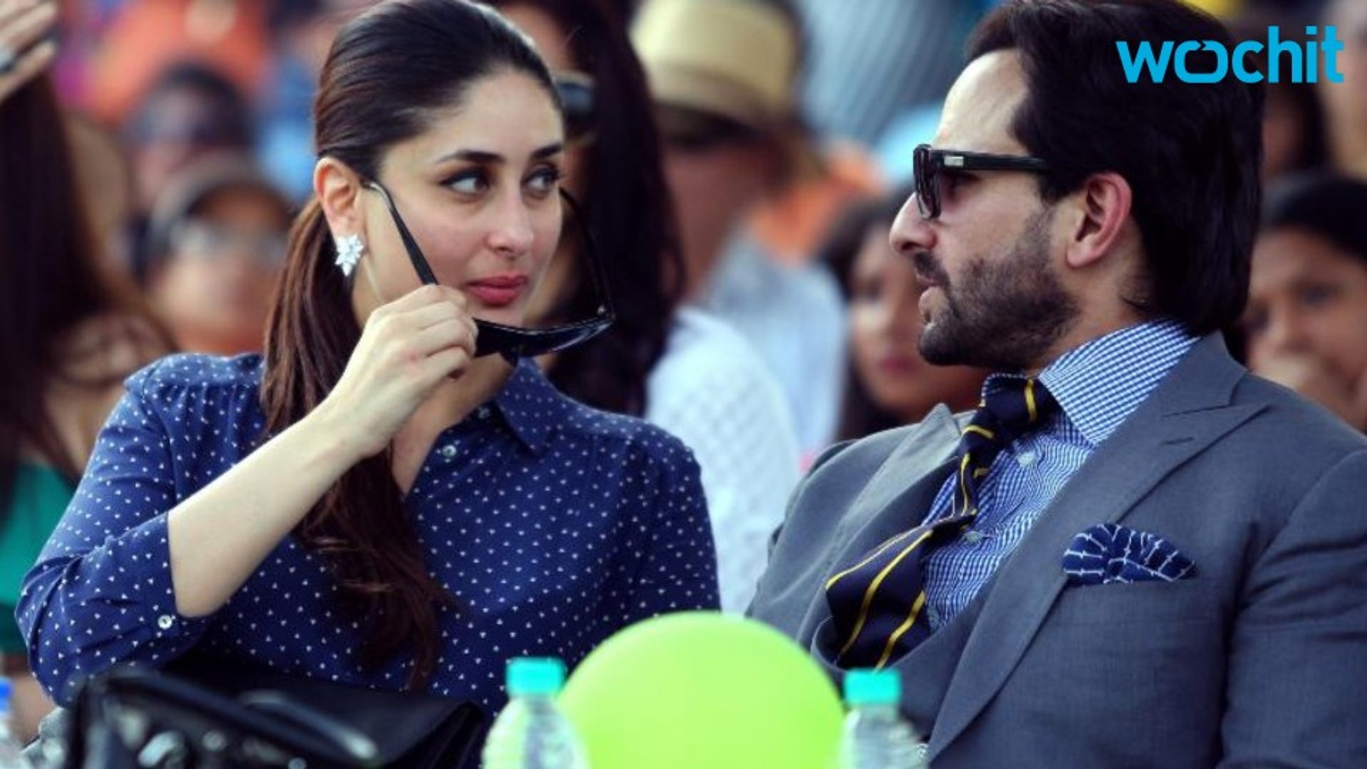 Bollywood couple Kareena Kapoor and Saif Ali Khan have baby