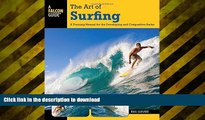 Pre Order Art of Surfing: A Training Manual For The Developing And Competitive Surfer (Surfing
