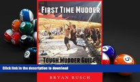 Audiobook First Time Mudder: Tough Mudder Guide for Newbies On Book