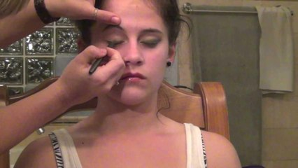 Kristen Stewart 2012 Inspired Makeup Tutorial