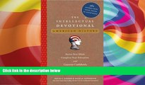 Pre Order The Intellectual Devotional: American History: Revive Your Mind, Complete Your