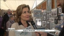 Salon des Créateurs 2016 : Sophie Petetin - Artiste Peintre (Le Mans)