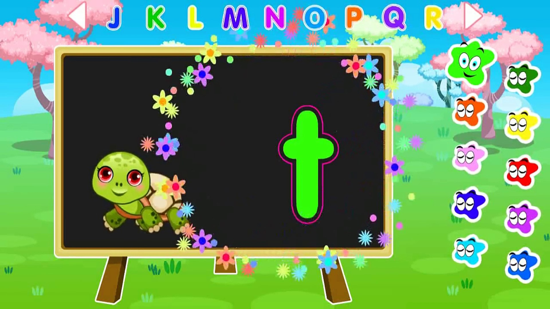 New Education App for Learning ABC Song and Numbers for Kids