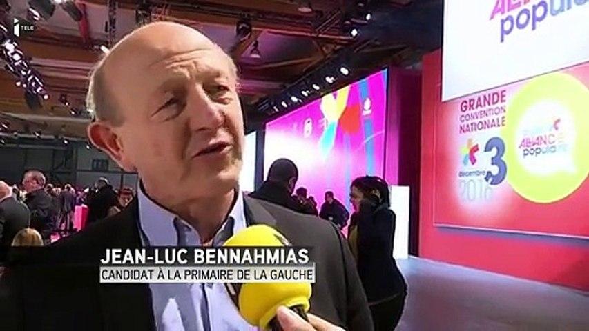 Bennahmias à la Belle Alliance Populaire du PS