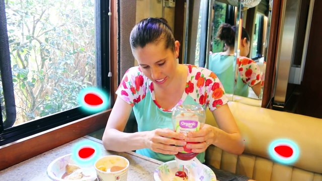 FOOD PRANK! Gross ICE CREAM Ketchup Funny Prank Ideas April Fools Joke Challenge