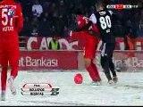 Boluspor vs Beşiktaş  1-1 Gol 'Özgür Özkaya' Frikik(Ziraat Türkiye Kupası) 20-12-2016 (HD)