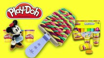 play doh ice cream shop peppa pig - Homemade Play Doh Ice Cream Peppa Pig Play-Doh Food Toys