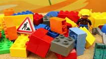 LEGO DUPLO Dump Trucks & Bulldozer My First Construction Site Building Blocks Toys DisneyCarToys