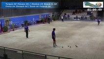 Troisième phase poules simple, Sport Boules, Euro Masculin, Nice 2016