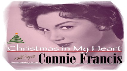Connie Francis - Christmas In My Heart Remastered