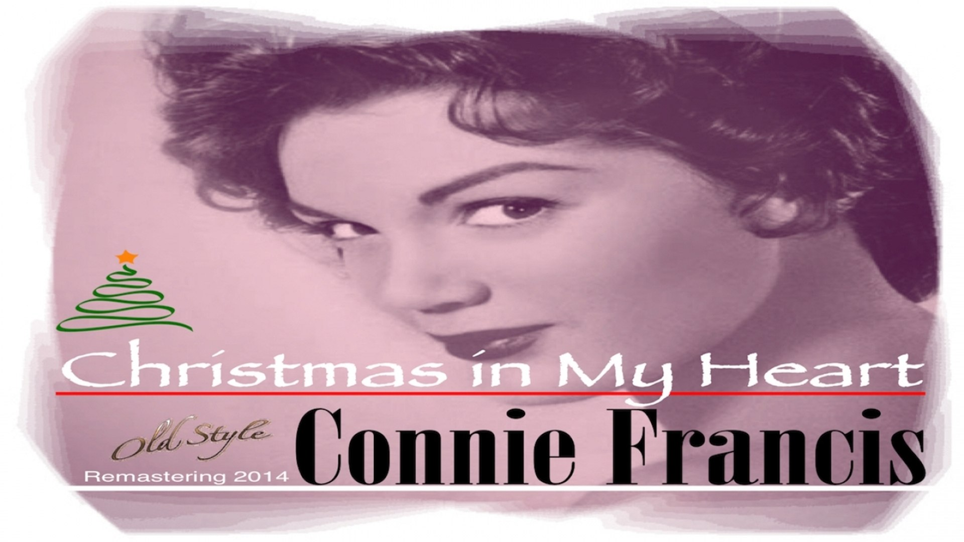 Connie Francis The Twelve Days Of Christmas.Connie Francis Christmas In My Heart Remastered