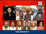 ABP News debate: Faith, devotion or blind faith ?