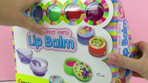 Make your own lip balm Nederlands | Lip gloss zelf maken | Lippenverzorging DIY maken | Unboxing