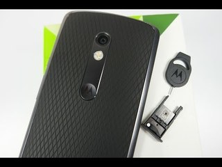How To Insert Sim Card / SD Card In Moto X Play | AllAboutTechnologies