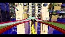 The Groot Races Spiderman Venom, Disney Pixar Cars Mater & McQueen ! + Nursery Rhymes Playlist