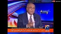 Gen Raheel Sharif, Pervaiz Musharraf K Liye Nawaz Sharif K Pas Gaye Thay Lekin Nawaz Sharif Ne- Najam Sethi Reveals
