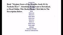 Download Stygian (Scars of the Wraiths, book #1) ebook PDF