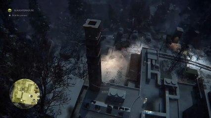 Gameplay- Slaughterhouse Walkthrough  de Sniper : Ghost Warrior 3
