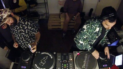 HNQO DJ Set - Quarto/Fresta
