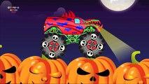 Haunted House Monster Truck | Monster Truck | Evil Monster Truck