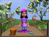 12345 Once I Caught A Fish Alive With Lyrics - Nursery Rhymes for Children