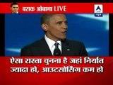 Barack Obama accepts Democratic nomination for second term
