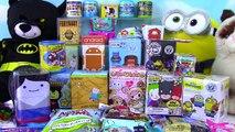 Blind Bag Friday! Ep 23! Pocket Pork Dumpling, Disney Figural Keyring, Minecraft &Ugglys