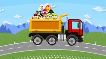 PIXEL SuperHero Surprise Eggs Learn Street Vehicles - Police Car Ambulance Fire Truck Cars for Kids