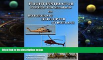 PDF FAA Flight Instructor Practical Test Standards for Rotorcraft Helicopter Gyroplane Pre Order
