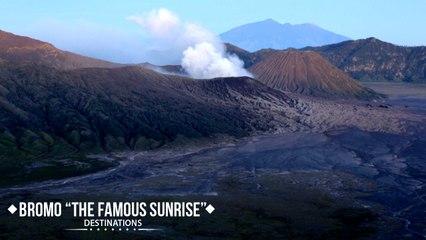 "Bromo ""The Famous Sunrise"""