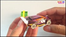 Loop Coupe Vs Hino Dutro Truck   Tomica Toys Cars For Children   Kids Toys Videos HD Collection