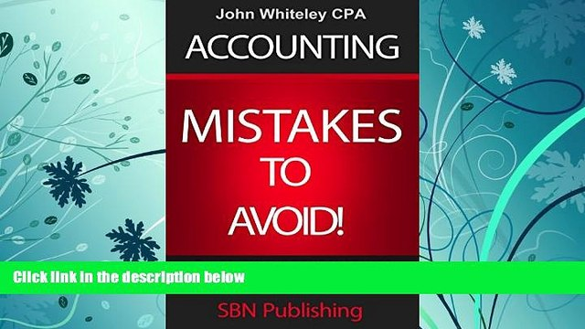 Best Price Accounting | Top 20 Accounting Mistakes | Accounting Risks: Accounting Mistakes to