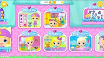 Lily & Kitty Baby Doll House - Little Girl & Cute Kitten Little Girl and Cute Cat Care