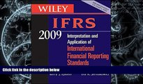 Buy Barry J. Epstein Wiley IFRS 2009: Interpretation and Application of International Accounting