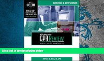 Price Bisk CPA Review: Auditing   Attestation - 37th Edition 2008-2009 (Comprehensive CPA Exam