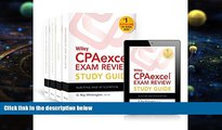 Online O. Ray Whittington Wiley CPAexcel Exam Review 2015 Study Guide July: Set (Wiley Cpa Exam