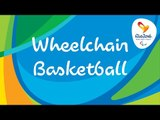 Rio 2016 Paralympic Games | Wheelchair Basketball Day 2