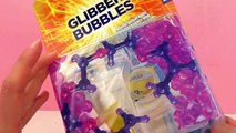 Kosmos Glibber Bubbles Glibberkugeln und Glibberschlangen selber machen wie Orbeez unboxing