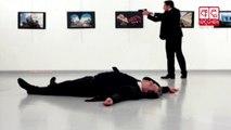 Russian Ambassador to Turkey Andrei Karlov Shot Dead In Ankara