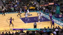 NBA 2016/17: Los Angeles Lakers vs Charlotte Hornets - Highlights - (20.12.2016)
