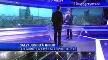"""Guillaume Larrivé : """" il faut suspendre la plupart des flux d'immigration"""""""