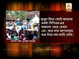 Tapas Pal threatened CPM supporters of murdering in Gopinathpur village